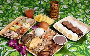 Luau Menu Hawaii Menu   Luau Party Food Honolulu ...