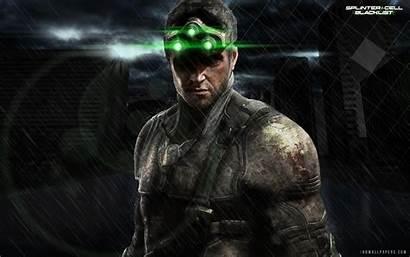 Splinter Cell Blacklist Wallpapers 4k Tom Clancy