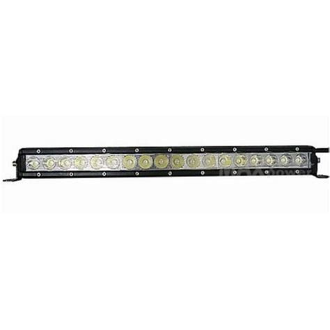 20 quot 90w single row led light bar