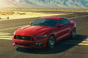 Oficial: Mejoran cifras de MPG de Ford Mustang 2015 GT y V6