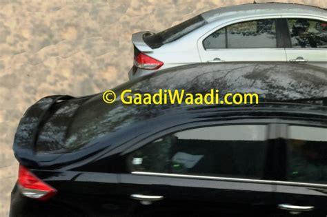 Maruti Suzuki Ciaz, Wagon R spotted with Idling Stop ...