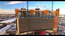 Wynn Casino - Everett, MA Under Construction - YouTube