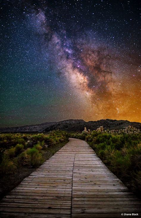 Star Struck Night Time Lapse Photography Outdoor