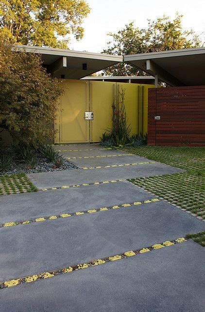 water permeable driveway garden by bernard trainor good exle of permeable driveway surface to hold water on site