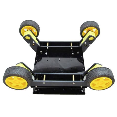 smart robot car chassis kit for arduino works with official arduino boards