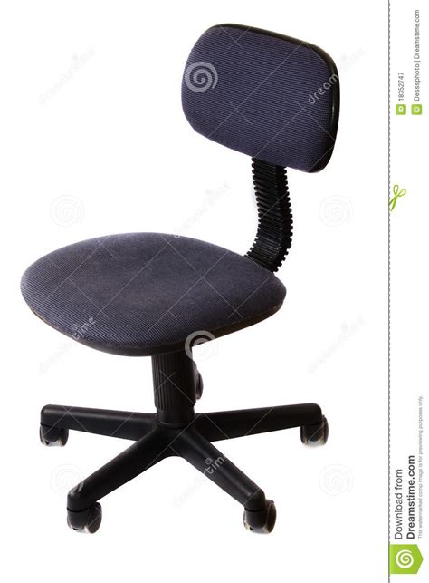 Rolling Office Chair Royalty Free Stock Photography