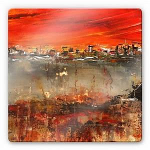 Tableau En Verre : tableau en verre niksic wall ~ Melissatoandfro.com Idées de Décoration