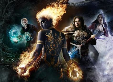 dungeon siege 3 anjali dungeon siege iii demo available now on x360 and on 6th