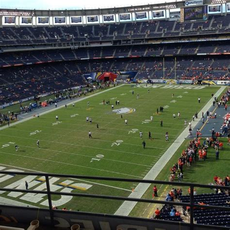 san diego section 8 qualcomm stadium section t56 row 4 seat 7 8 san diego