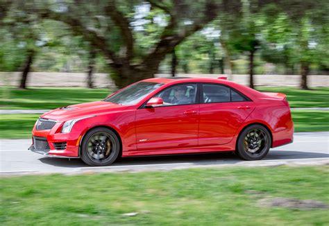 2017 Cadillac Ats V Review Gtspirit