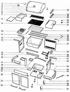 Weber Genesis Parts Diagram
