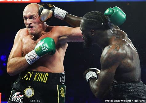 Wilder vs. Fury 2 PPV numbers hurt by illegal streaming ...