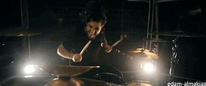 Animated Drumming Drum Drums Gifs Instruments Awesome