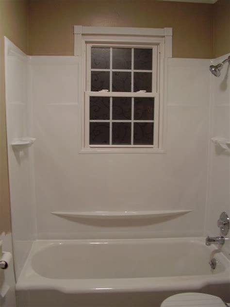 tub surround  window trim tub surround bath