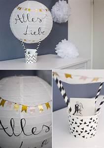 Geschenke Basteln Zur Hochzeit : diy geschenkidee zur hochzeit hei luftballon geldgeschenk basteln diy ~ Bigdaddyawards.com Haus und Dekorationen