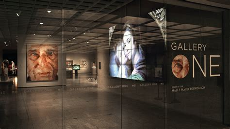 transforming  art museum experience gallery