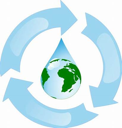 Water Recycling Sewage Recycler Clip Recycle Earth