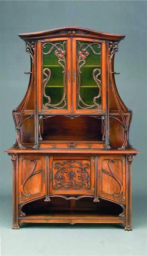 art nouveau china cabinet antique art nouveau china cabinets google search art