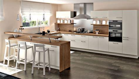 cuisine bois contemporaine cuisine contemporaine design bois cagnes sur mer 06