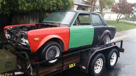 Datsun 510 For Sale California by 1971 Datsun 510 2 Door For Sale By Owner In Penn Valley