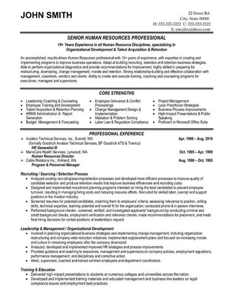 Hr Resume Template by Pin By Koketso Mocoancoeng On Career Human Resources