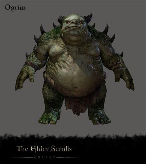ogrim  elder scrolls fandom powered  wikia