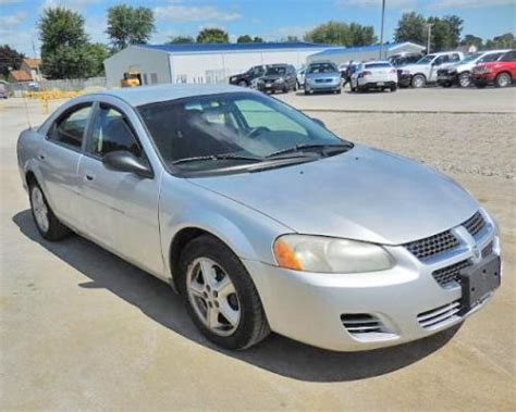 cheap car  sale     dodge stratus sxt