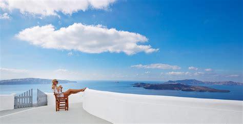 5 Star Hotel In Fira Santorini