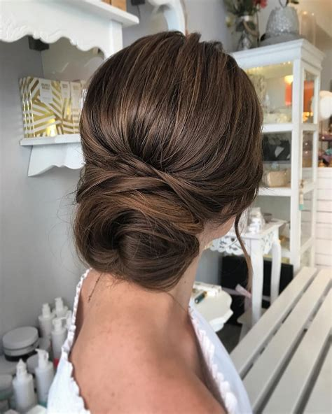 Of The Updo Hairstyles by Textured Updo Hairstyles They Ll Work For Any Occasion