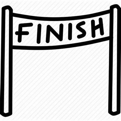 Finish Line Race Icon Icons Editor Open