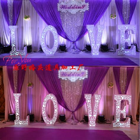 wedding backdrop paillette curtain backdrop  wedding