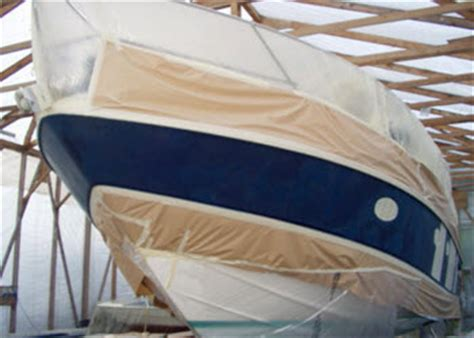 Non Toxic Boat Bottom Paint by Nielsen Beaumont Marine Painting Refinishing