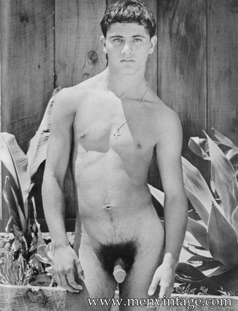 Bobby Pacheco From Body Magazine Male Vintage Erotica