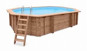 Pool Rechteckig Stahl : holzpool ovales schwimmbecken 6x4m 8 eck pool swimmingpool gartenpool vom garten fachh ndler ~ Markanthonyermac.com Haus und Dekorationen