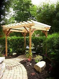 Pergola En Bambou : les 9 meilleures images du tableau architecture bambou sur ~ Premium-room.com Idées de Décoration