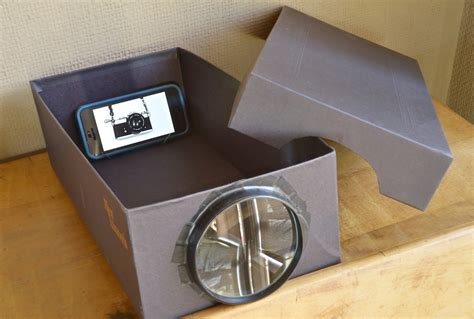 diy iphone projector make a projector with your smartphone digital photography 2126