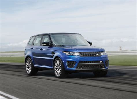 Land Rover Range Rover Sport Photo by 2015 Land Rover Range Rover Sport Svr Front Photo