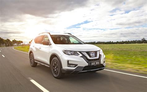 nissan  trail  motion release date interior