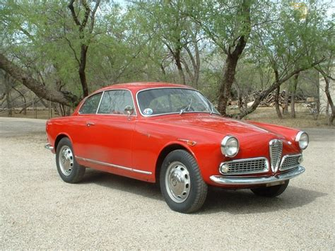 Alfa Romeo Giulietta Sprint For Sale by Classic 1959 Alfa Romeo Giulietta Sprint For Sale 7157