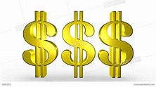 Free photo: Golden Dollar Sign - Cash, Character, Currency ...