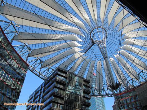 Potsdamer Platz Berlin - Arkaden Shopping Centre - Sony ...