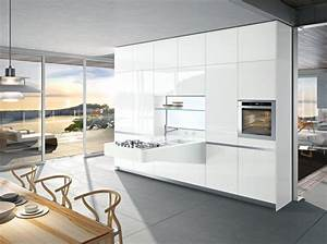 Meuble De Separation Design : cuisine ouverte sur le salon nos solutions maison travaux ~ Teatrodelosmanantiales.com Idées de Décoration