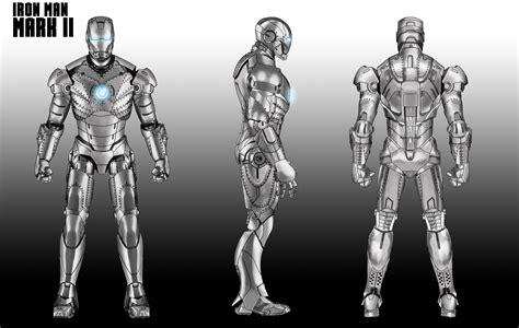 Iron Man Mark Ii By Efrajoey1 On Deviantart