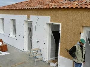 Isolation Extérieure Bois : nos produits isolation des facades cfc facades ~ Premium-room.com Idées de Décoration