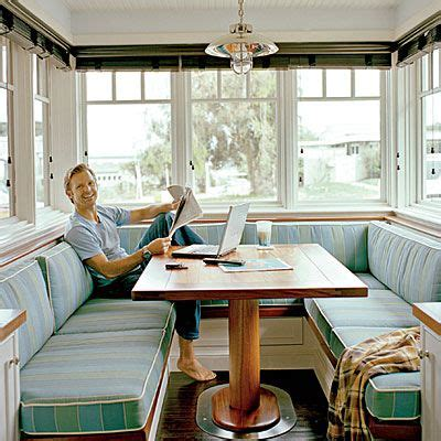25 best ideas about kitchen booth seating on pinterest