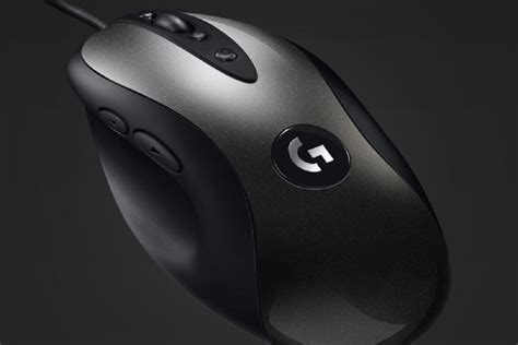 Logitech Brings Back Its Mx518 Gaming Mouse With An