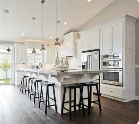 kitchen island with seating for 8 give up kitchen table for island seating no other inside Kitchen Island With Seating For 8