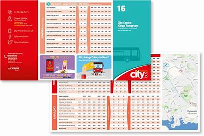 Plymouth Citybus Timetables Bus Annually Reviewed Sure