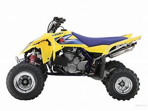 Rip Suzuki Ltr-450  What Happened To The Quadracer For 2012