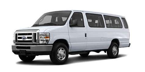 Passenger Van Rentals In Slc